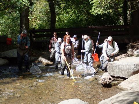 BCT Millcreek Canyon project